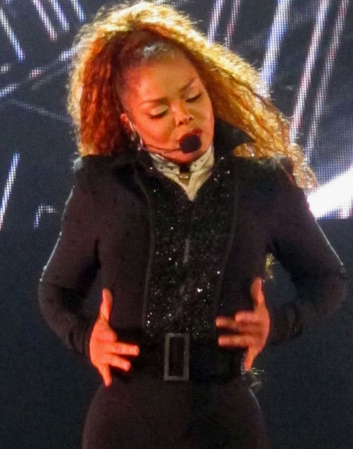 Janet Jackson 23 ok…