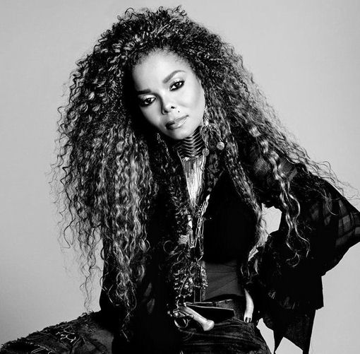 Janet Jackson 16 no…